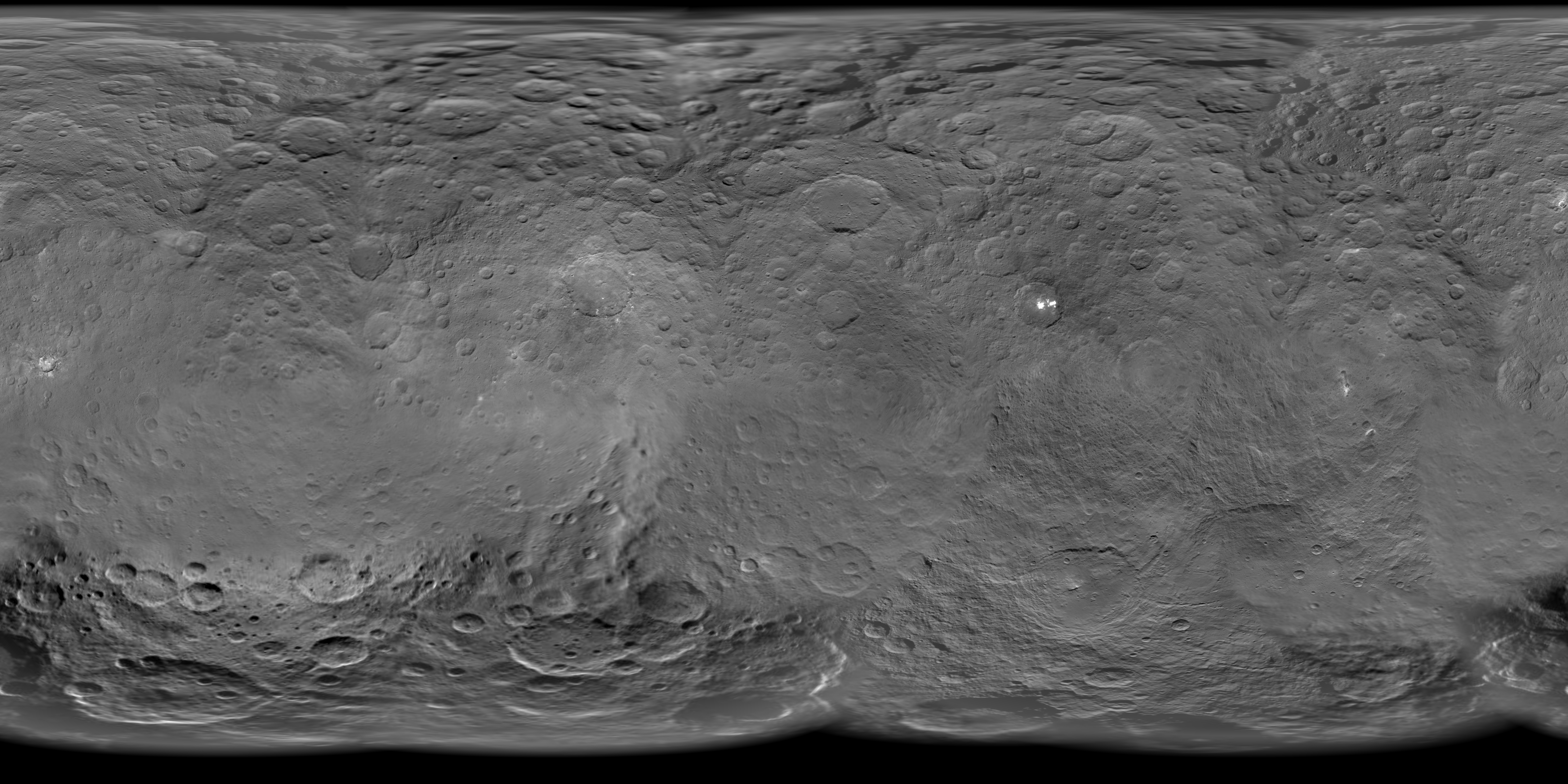 Steve Albers' Planetary Maps (Global Images)